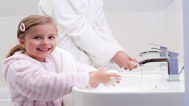 نظافة الاطفال