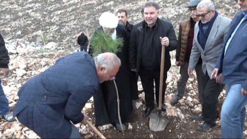 حملة غرس مليون شجرة تتواصل في قرى جنوب لبنان