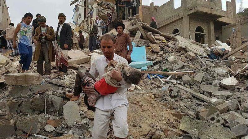 شهداء  وجرحى في  اليمن
