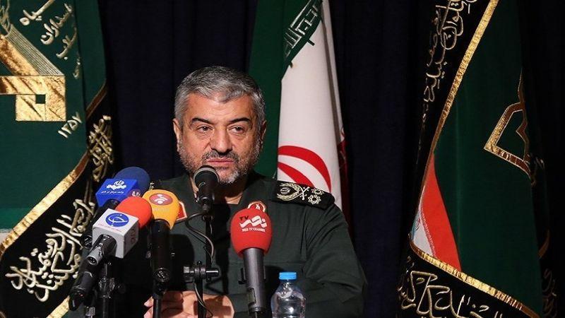 الحرس الثوري الإيراني يعلن هزيمة فتنة 2017