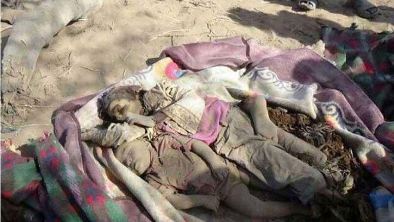 9 شهداء في مجزرة مروعة ارتكبتها السعودية في الحديدة باليمن