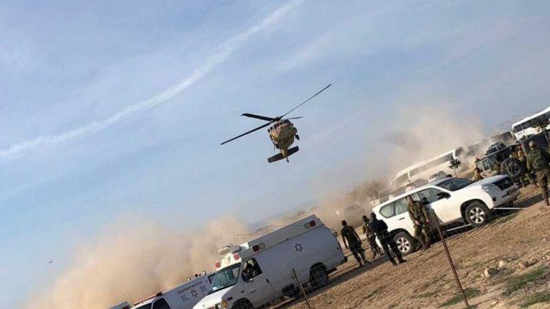 إصابة 7 جنود صهاينة بانفجار لغم في جيب عسكري قرب أريحا