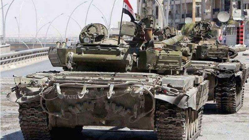 الغوطة الشرقية .. عملٌ عسكري مرتقب للجيش السوري