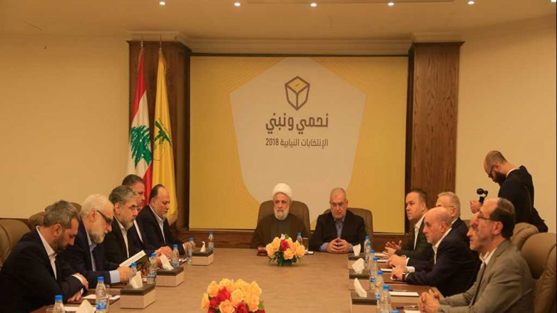 ماذا شهِد اللقاء الأول لمرشحي حزب الله للانتخابات وما هي الوعود؟