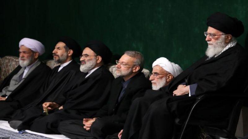 إحياء الليلة الخامسة من الليالي الفاطمية بحضور قائد الثورة الإسلامية
