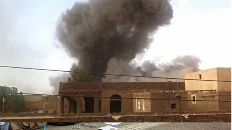 3 مجازر سعودية ضحيتها 19 شهيدًا وجريحًا في صنعاء والحديدة