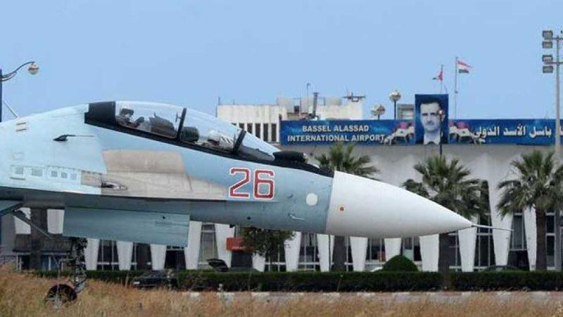 إحباط عدوان جديد بطائرة مسيرة على قاعدة حميميم الروسية