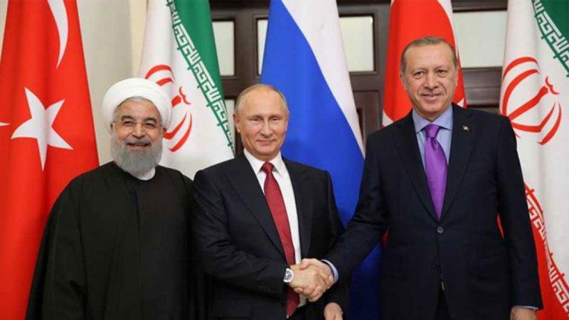 قمة أنقرة الثلاثية غدا .. تأكيد على الالتزام بسيادة سوريا ووحدة أراضيها