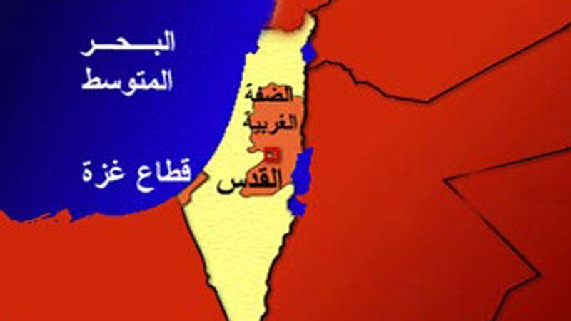 إعتقال فلسطنين في الضفة