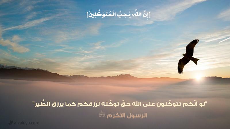 التَّوكُّل على الله وأثره التربويّ