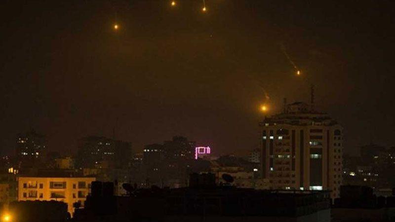 تصعيد عسكري بين ايران واسرائيل