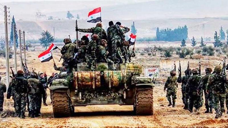 الجنوب السوري نحو التحرير المرتقب