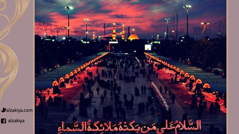 الحسين عليه السلام مع الأعرابيّ