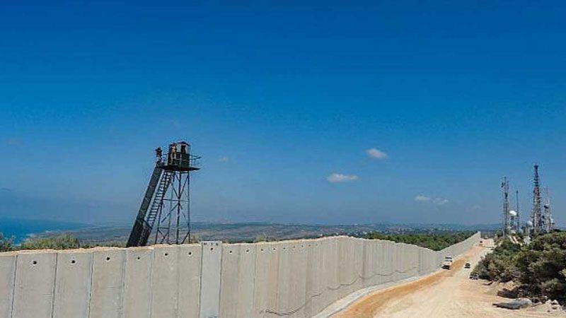 عملية عسكرية لجيش الاحتلال على الحدود مع لبنان