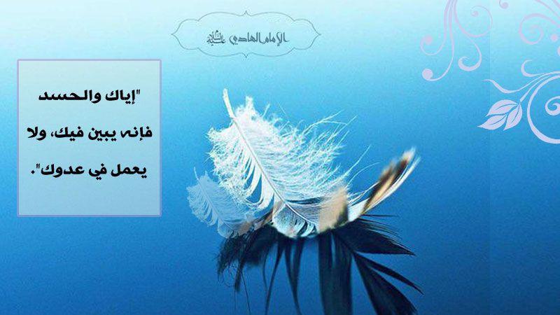 موقف الإمام الهادي عليه السلام من فتنة خلق القرآن