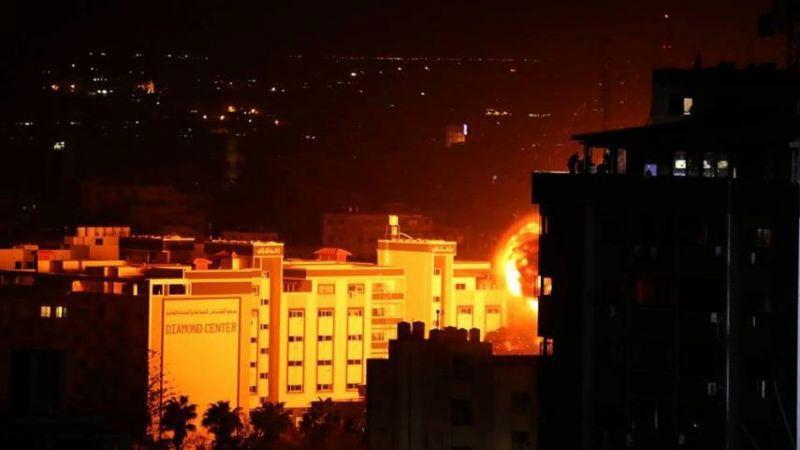 غزة تصد العدوان