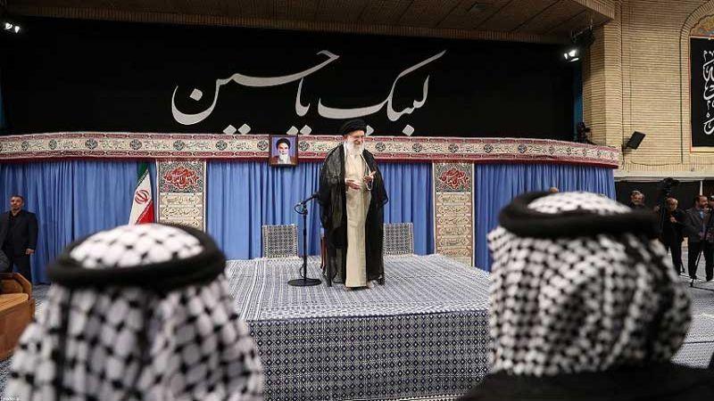 ارتباط الشعبين الإيراني والعراقي