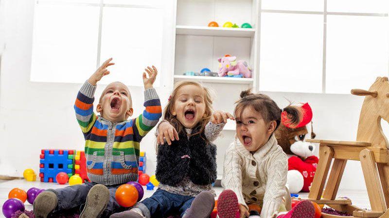 إلعب مع أطفالك