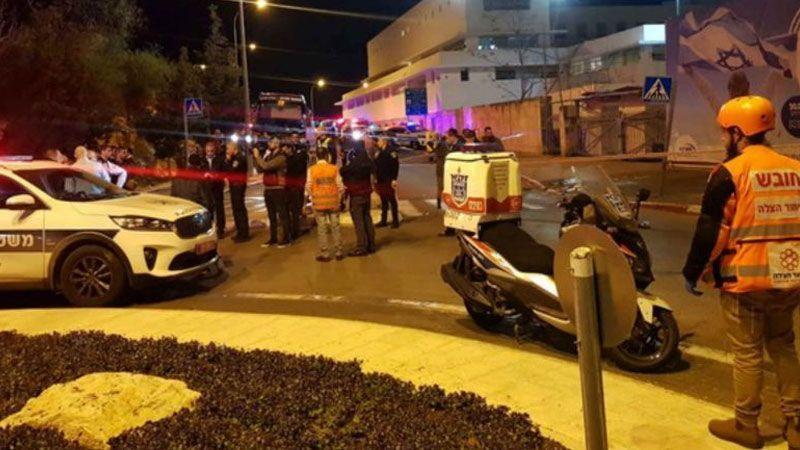 عملية دهس كبيرة في القدس المحتلة