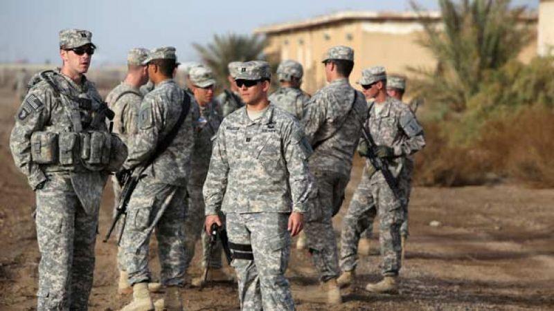 هجوم على معسكر امريكي بالعراق
