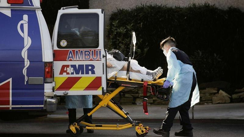 """الولايات المتحدة تتصدّر لائحة الدول الأكثر إصابة بـ""""كورونا"""""""