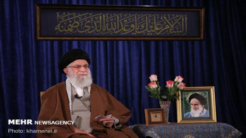 """الإمام الخامنئي: """"كورونا"""" امتحانٌ للحكومات والفرج يأتي بعد الشدة"""