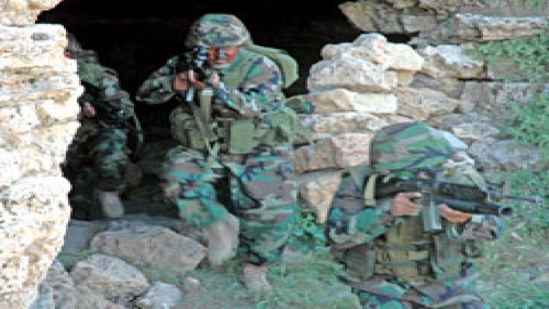 موجهات مربع بنت جبيل تموز 2006