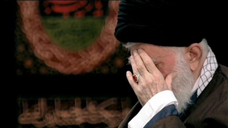 الإمام الخامنئي يحي ذكرى الاربعين