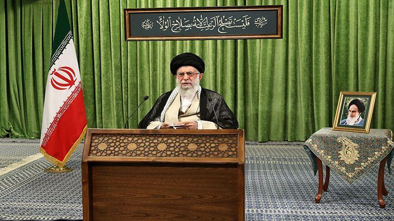 الإمام الخامنئي يحث الإيرانين على المشاركة بالانتخابات