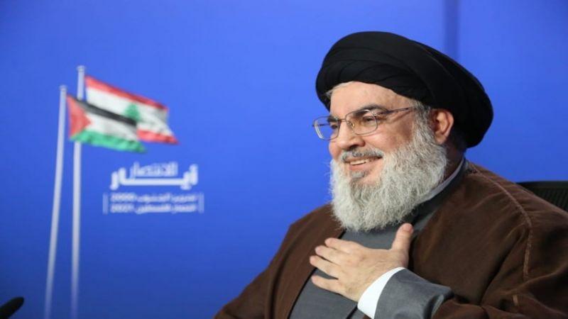 من اليمن الى سيد المقاومة